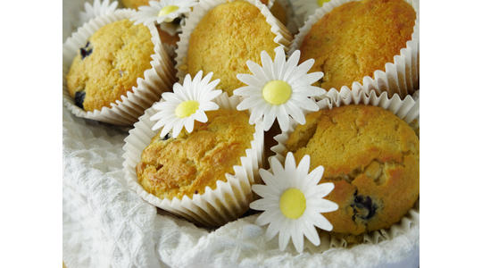 The Flavours Of Love Muffins