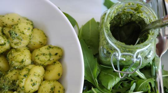Basil & Rocket Pesto